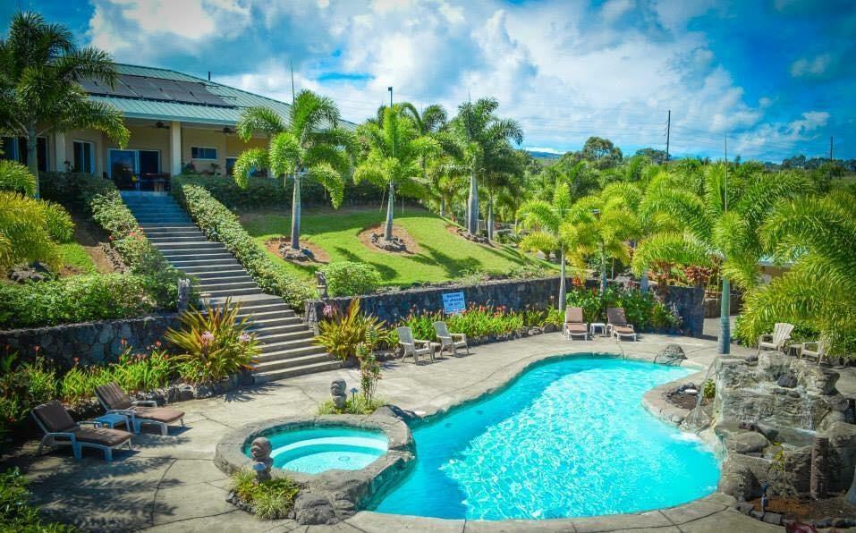 ハワイ ハワイ島ホテル lainani1