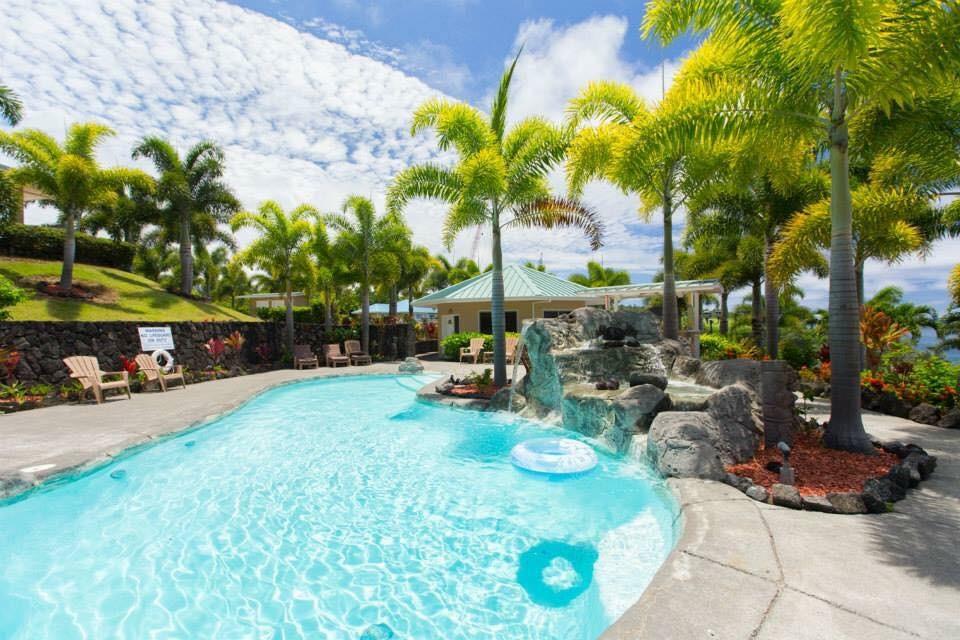 ハワイ ハワイ島ホテル lainani2