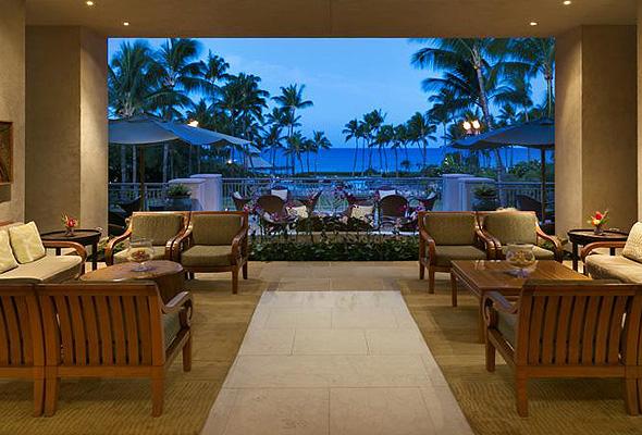 ハワイ ハワイ島ホテル fairmont2