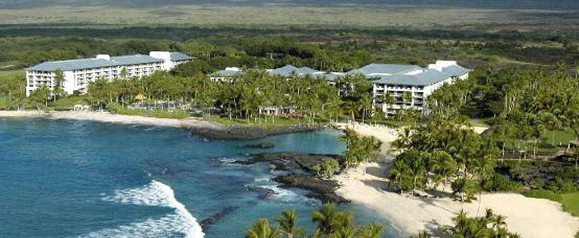 フェアモント オーキッド ハワイ(Fairmont Orchid, Hawaii) 景色