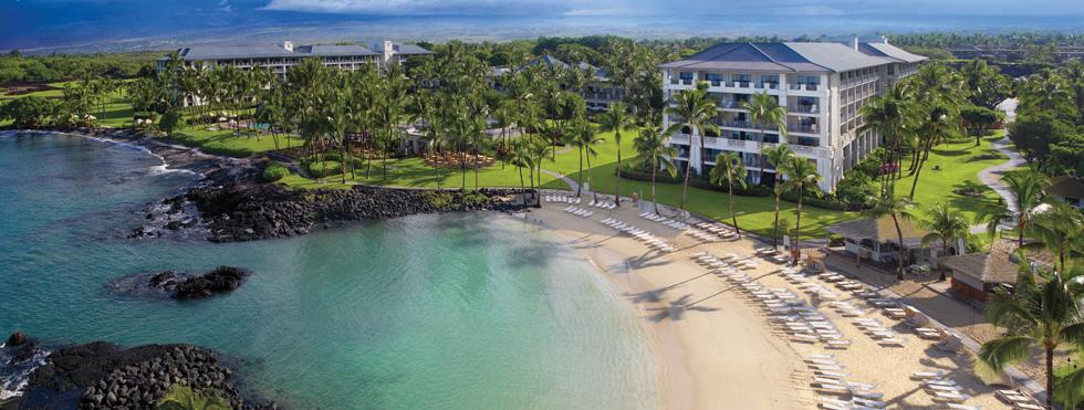ハワイ ハワイ島ホテル feamont1