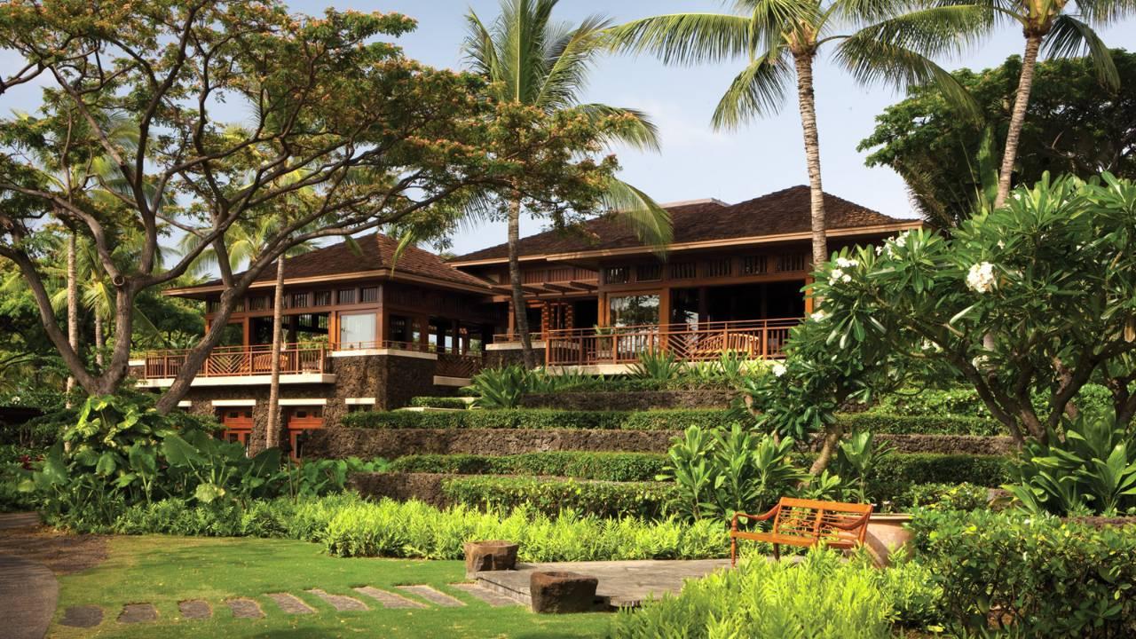フォーシーズンズ リゾート フアラライ(Four Seasons Resort Hualalai)