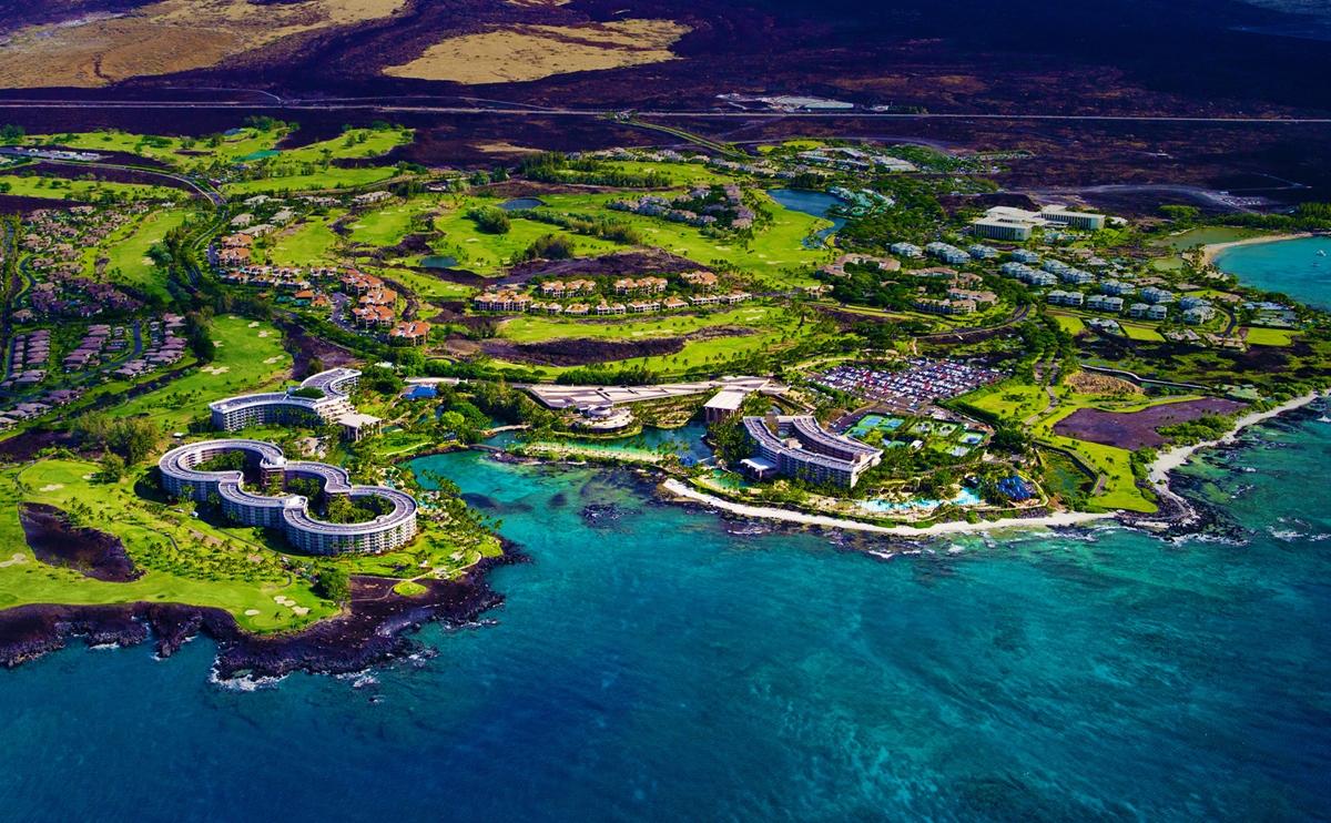 ハワイ ハワイ島ホテル hilton1