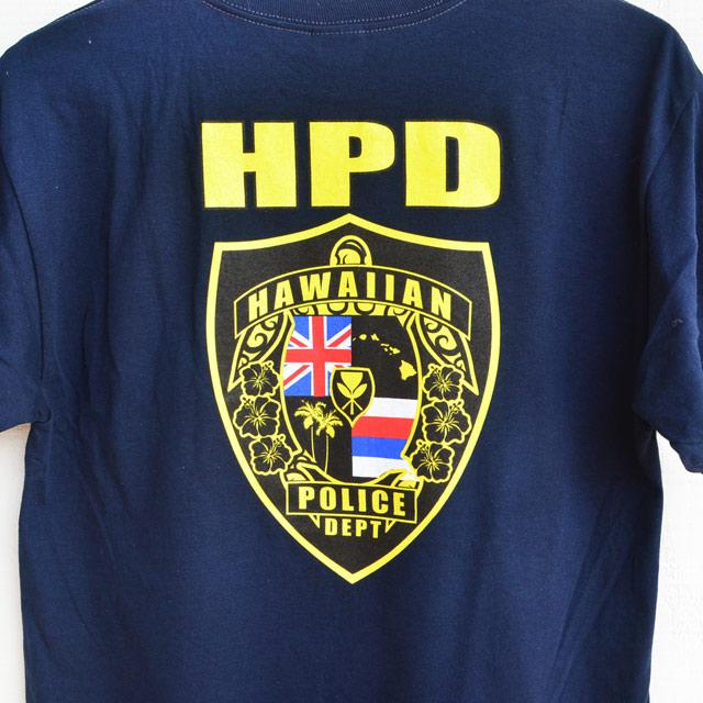 ハワイアン警察