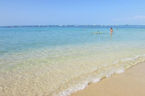 カイマナビーチ1