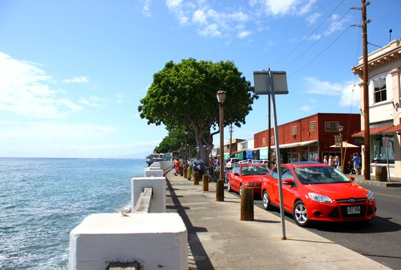 マウイ島交通
