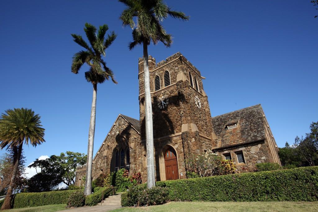 マカワオ教会