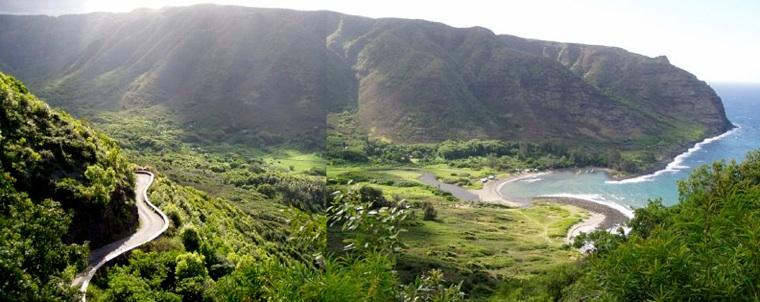 ハラマ渓谷