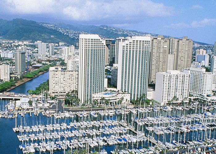 ハワイプリンスホテル1