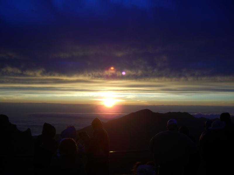 ハレアカラ山サンライズ2