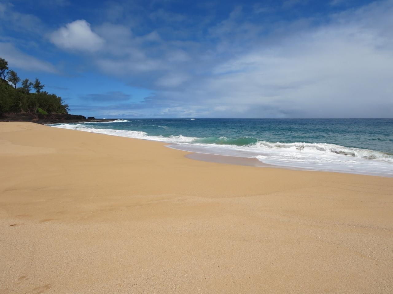 ハワイ パイレーツオブカリビアン シークレット・ビーチ