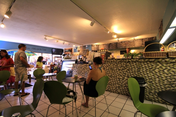 ハイキング・ハワイ・カフェ