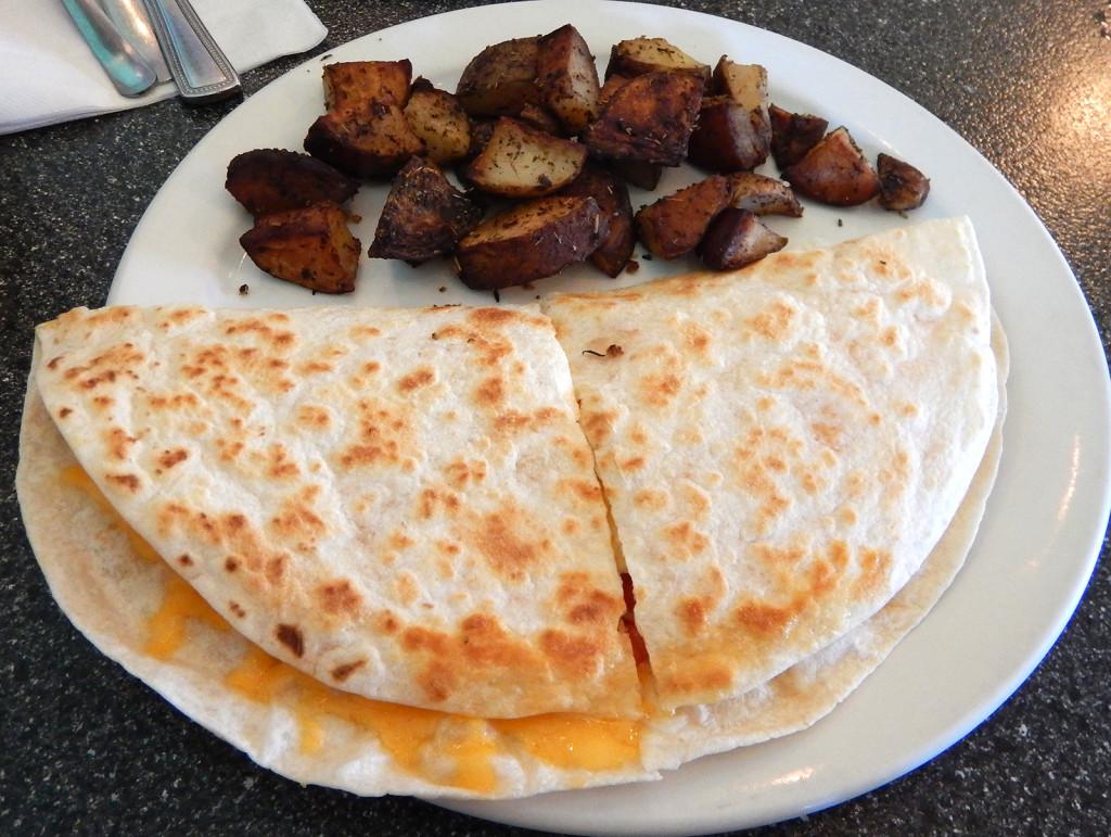 メキシカン朝食