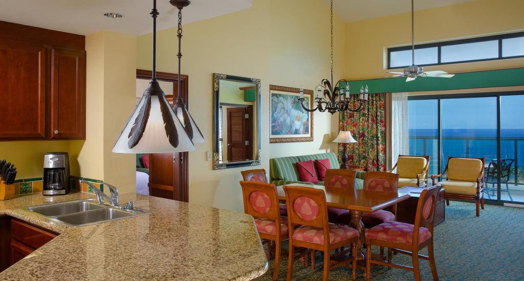 ヒルトンコオリナの客室