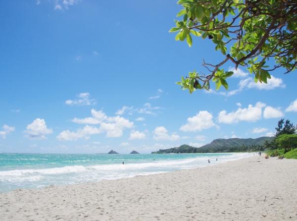 カラマビーチ1