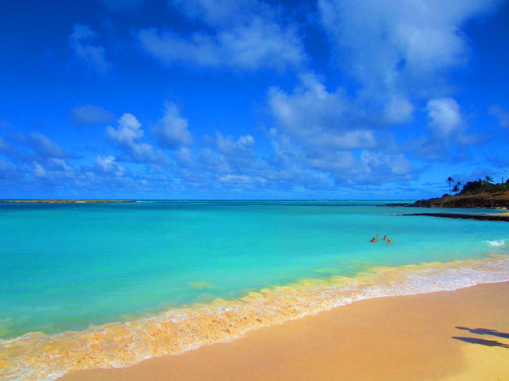 ラニカイの海