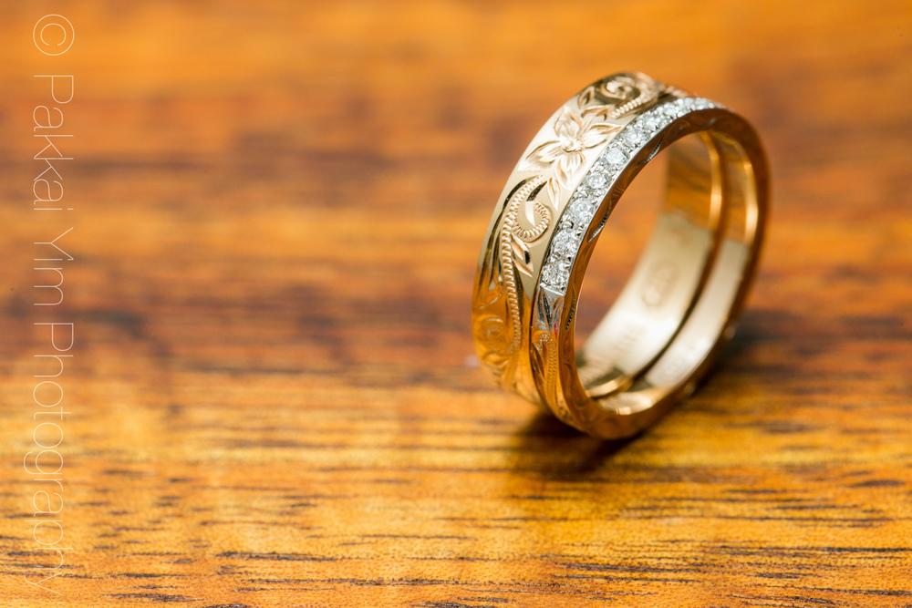 コアナニのリング