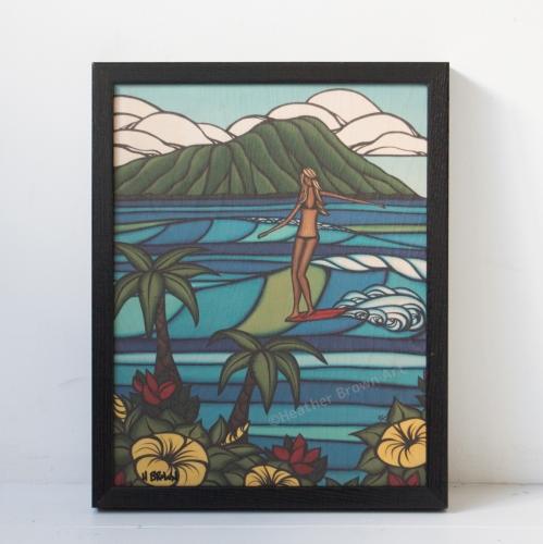 Waikiki Wahine