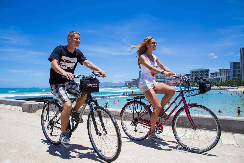 HAWAIIAN STYLE BICYCLE RENTALS