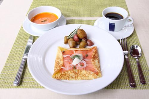 アランチーノの朝食