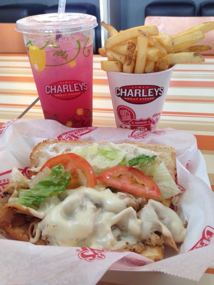 チャーリーズのサンドイッチ