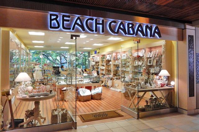 ビーチ・カバナ