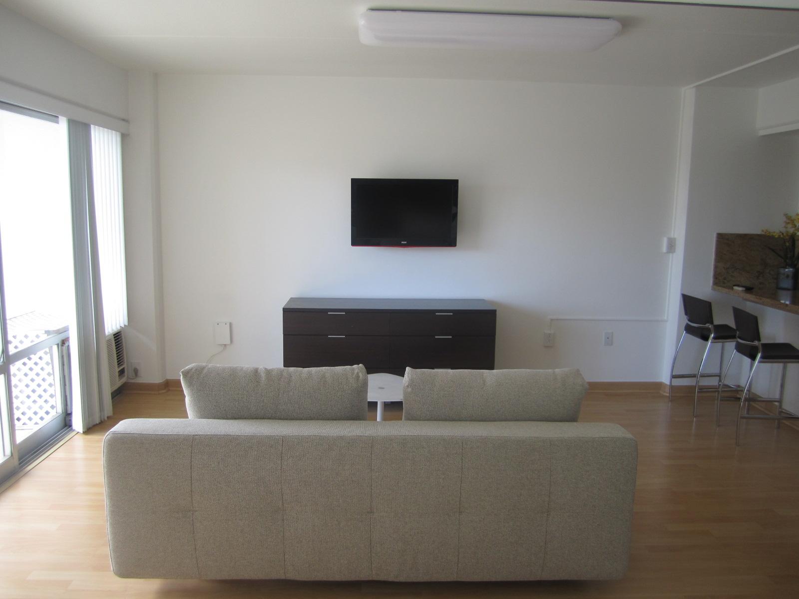 家具付きアパート