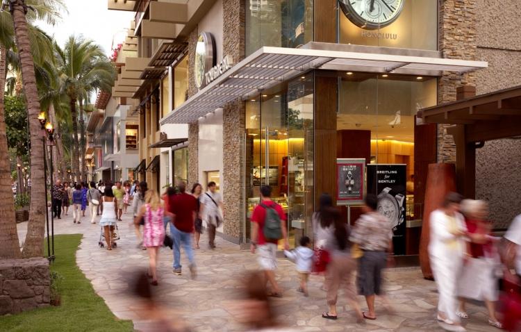 ハワイのショッピング