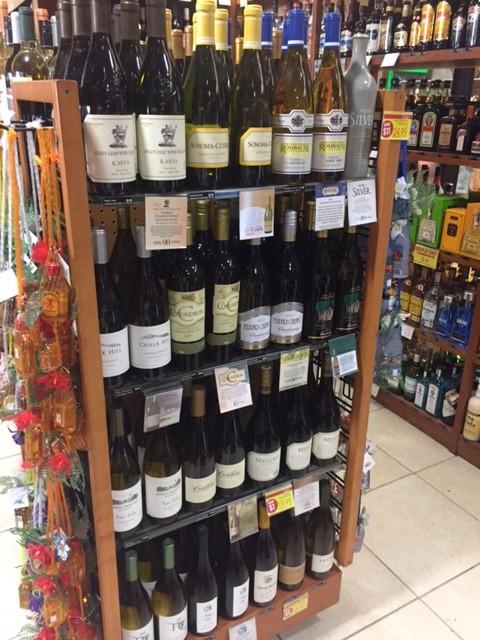 ABCストア ワイン