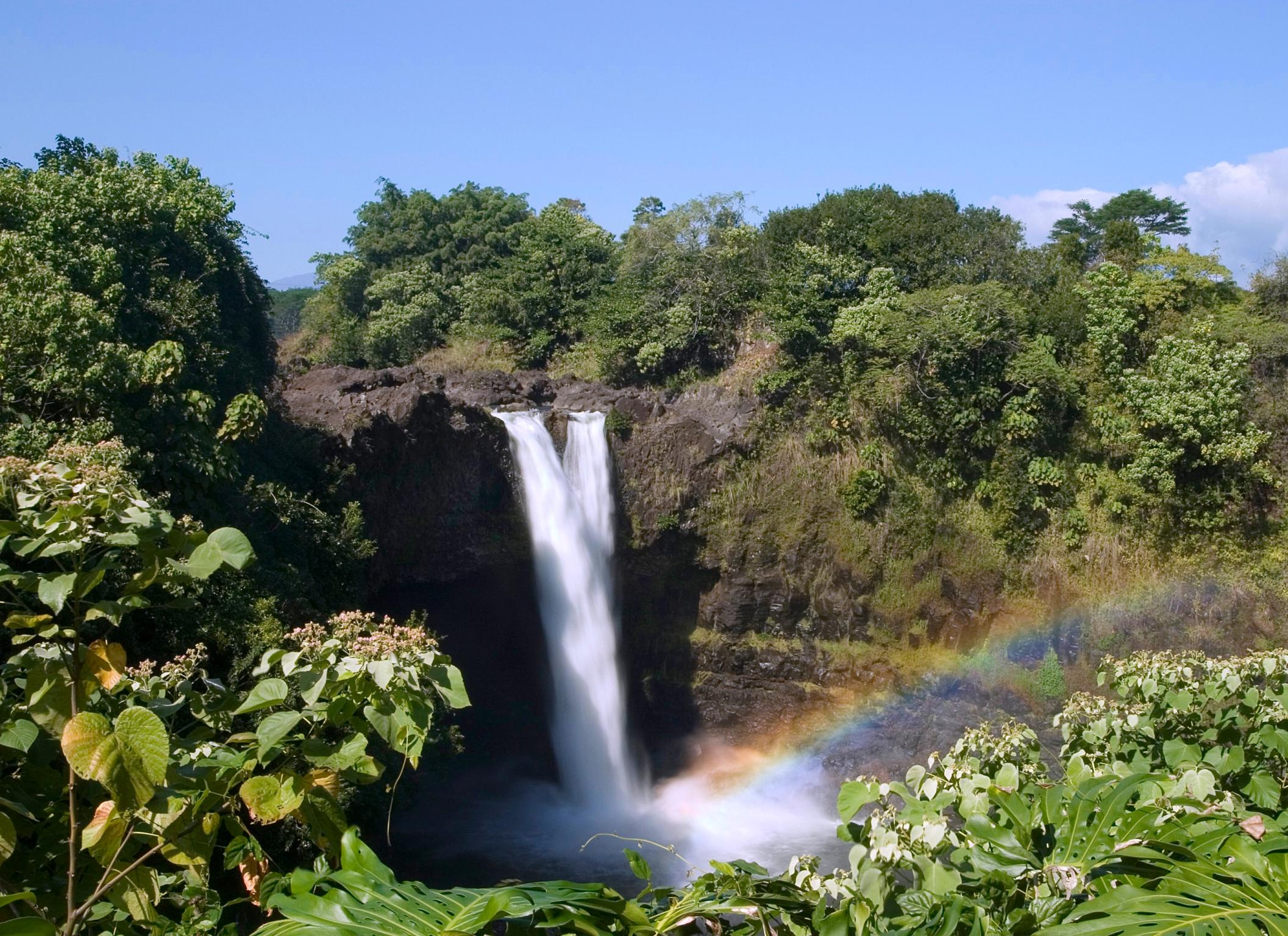 ハワイ島一周観光