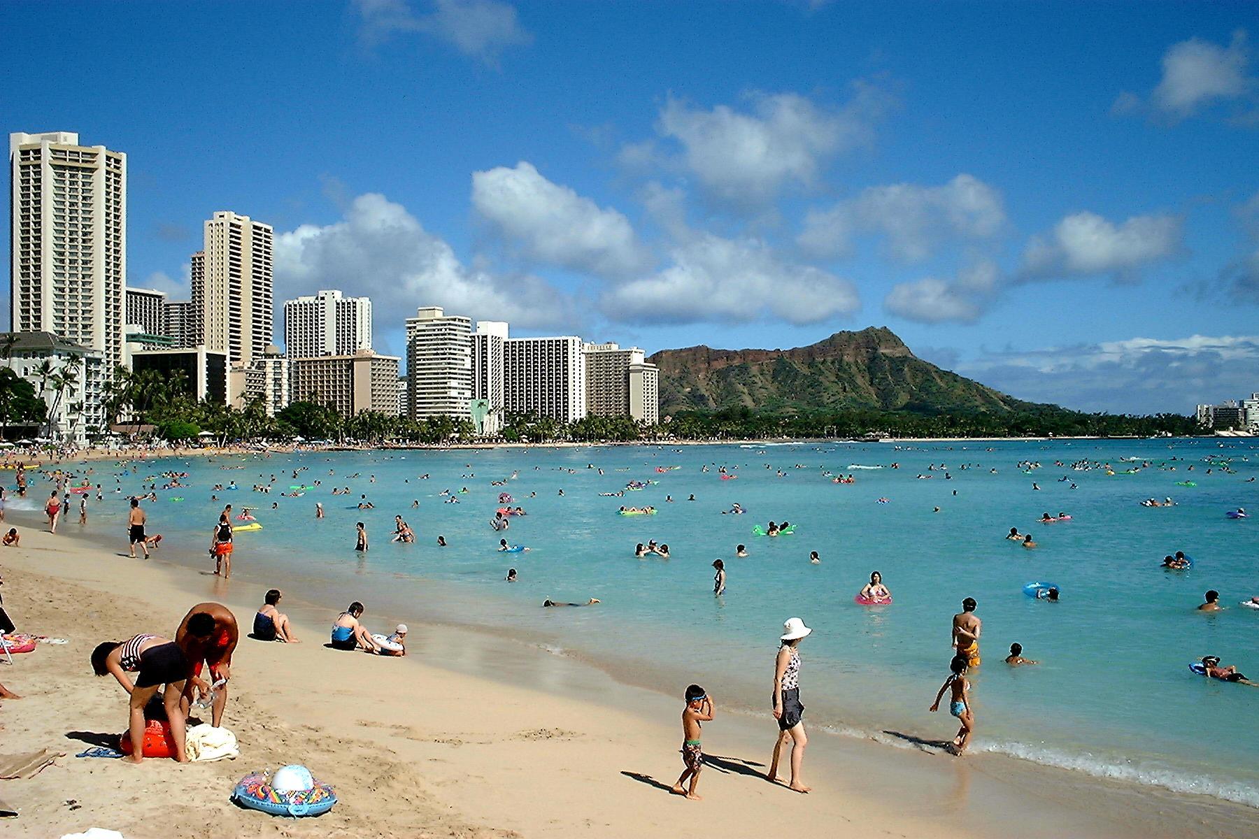 ハワイ現地
