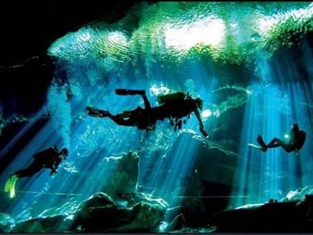 セノーテイキルの泉