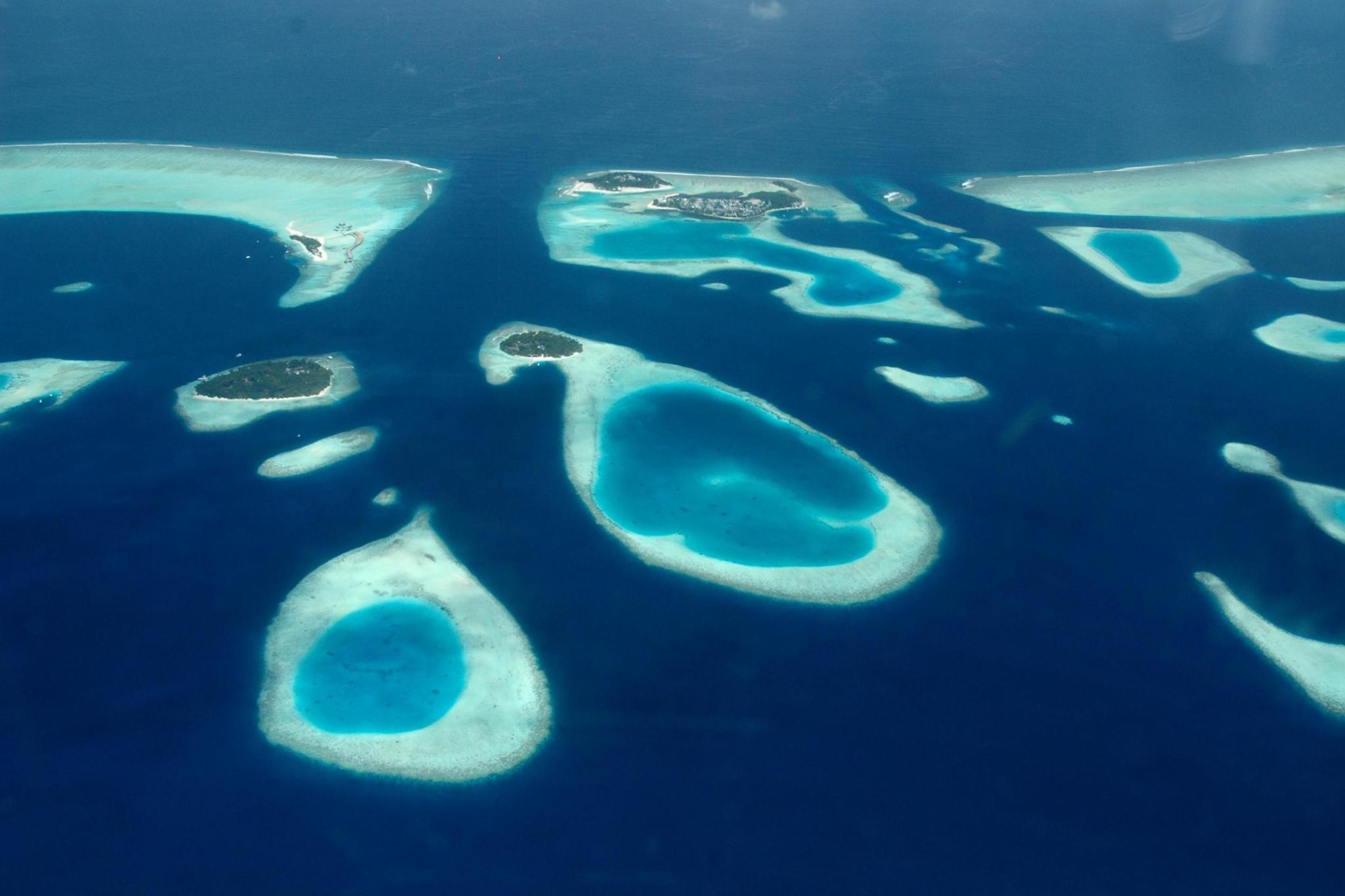 その他の環礁
