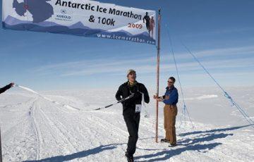 南極マラソン
