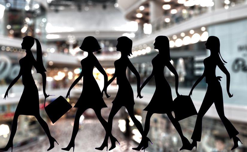 ショッピングモールの攻略法