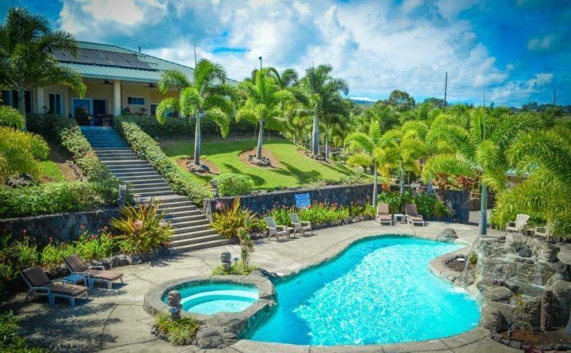 ハワイ島のおすすめホテル