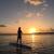 【非日常の空間】ハワイでビーチヨガして最高の気分を味わおう♪