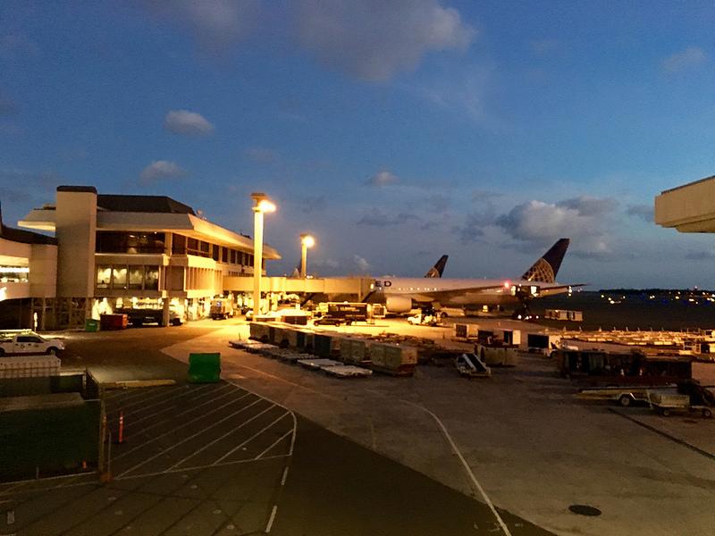 ホノルル空港(ダニエル・K・イノウエ空港)