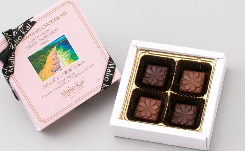ハワイ マリエカイチョコレート おすすめ