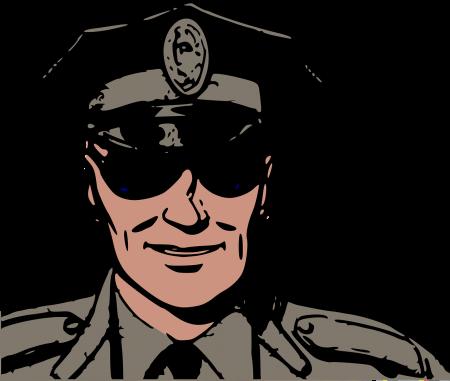 ハワイ詐欺手法警察もどき