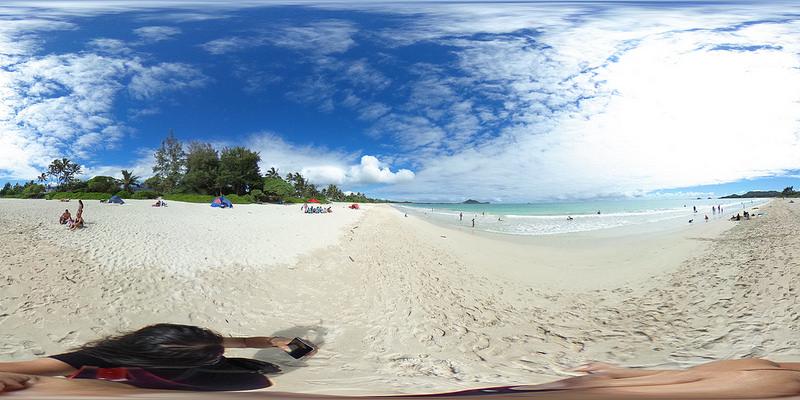 カラマビーチ