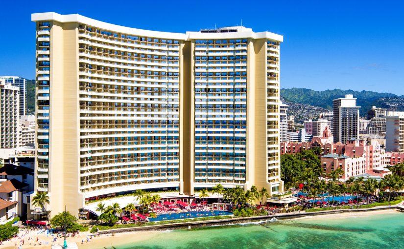 ハワイ シェトランワイキキ おすすめホテル
