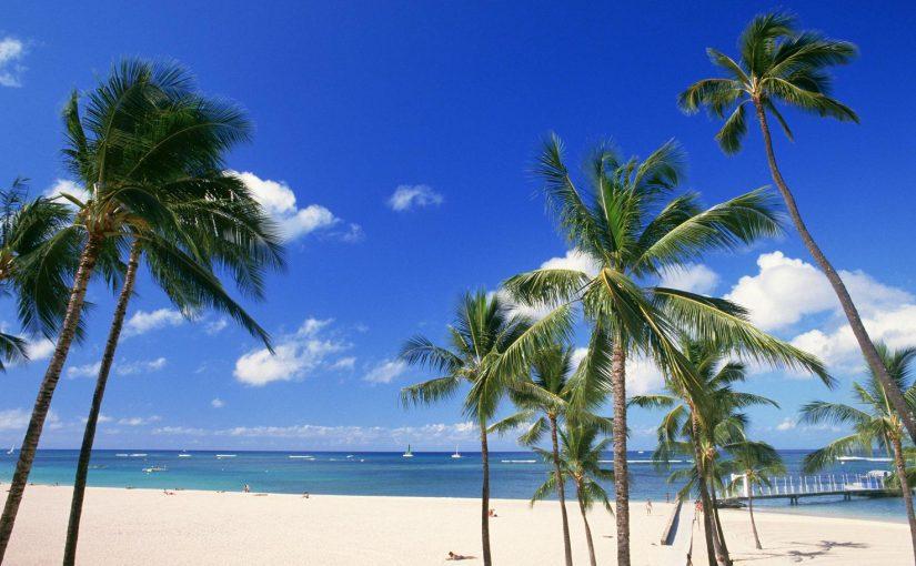 ハワイの10月の時期