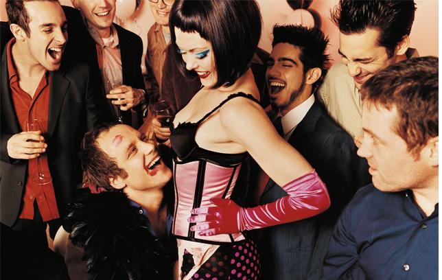 秘密のパーティー