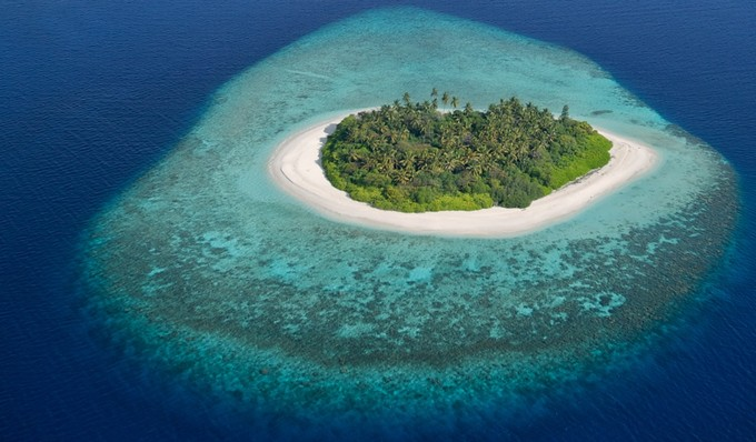 国内の無人島