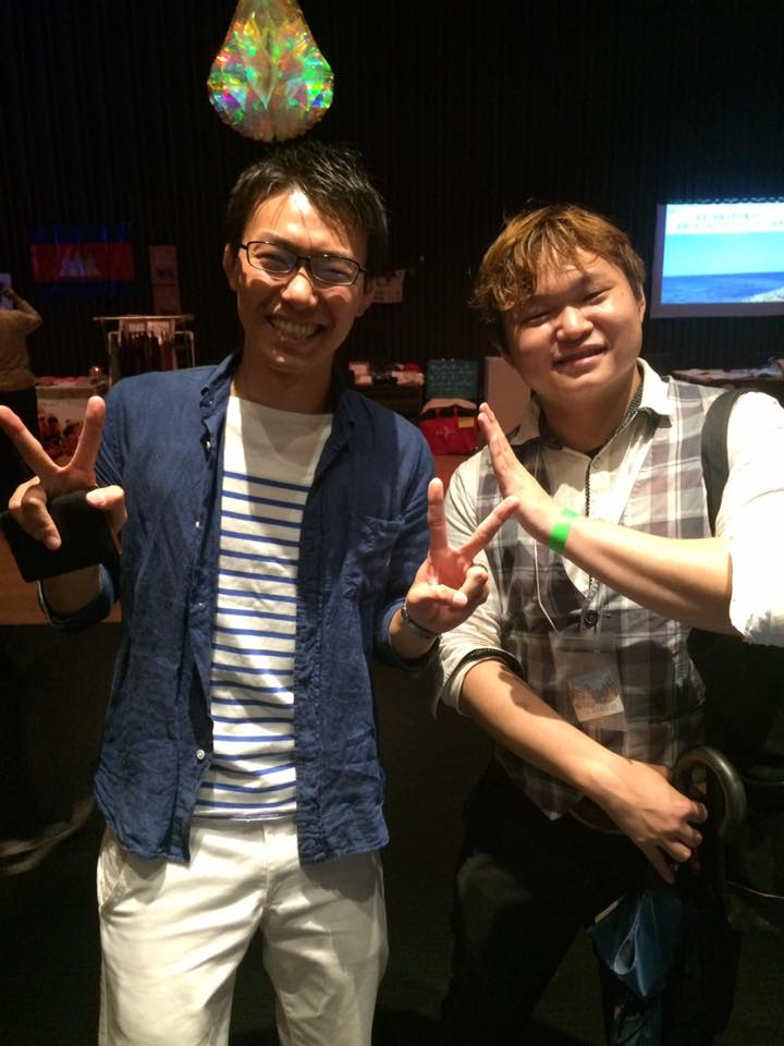 together with nagoya-san