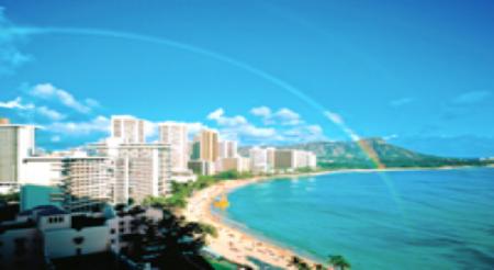 ハワイ 天気