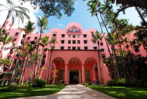 ハワイ ハネムーン ザ・ロイヤル・ハワイアン・ラグジュアリー・コレクション・リゾート