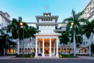 ハワイ ハネムーン モアナ・サーフライダー・ウェスティン・リゾート&スパ