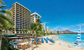 ハワイ ハネムーン アウトリガー・ワイキキ・ビーチ・リゾート